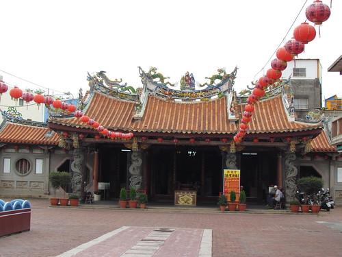 Ma-Tzu Temple -- Lukang, Taiwan, June 5, 2013