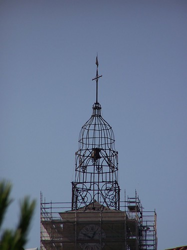 Digne church spire