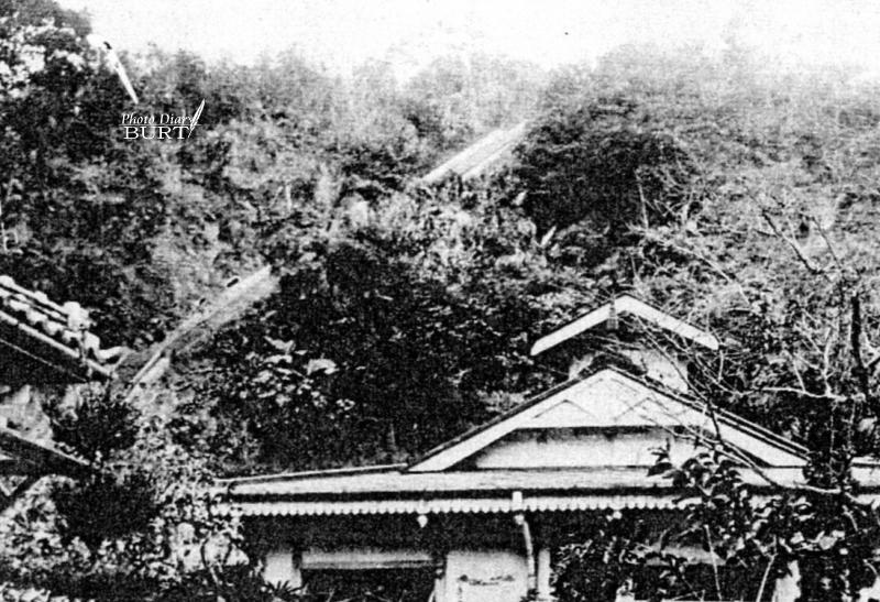關子嶺溫泉公共浴場(臺南州)-臺灣的礦泉1930