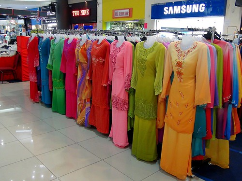 The Baju Kurung - Prangin Mall
