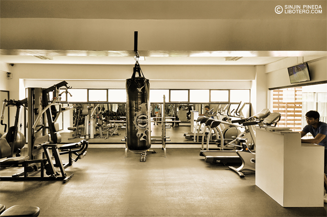 Tides Fitness Center Gym Hotel Boracay