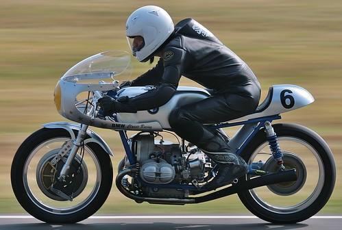 Classic BMW Racer