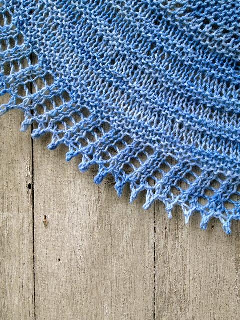 shawl border