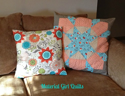 quilted couch cushions
