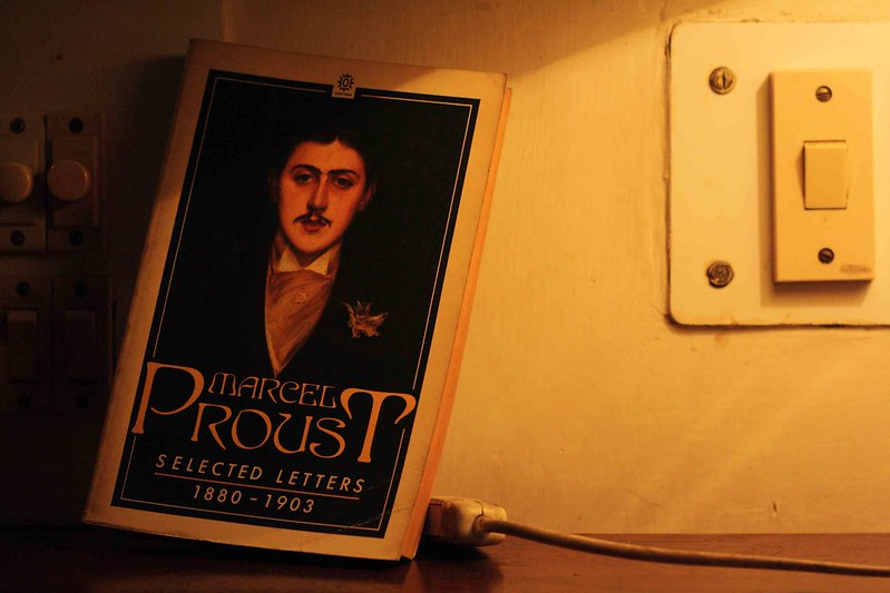 Powered by Proust