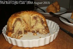 Yeasted Nut Roll Coffee Cake (BBB August 2013)