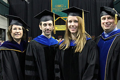 Congratulations psychology graduates