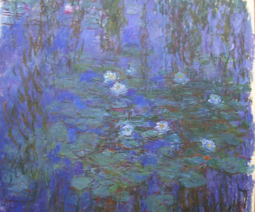 musee d'orsay - monet