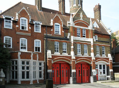 Woolwich Fire Station - 1887