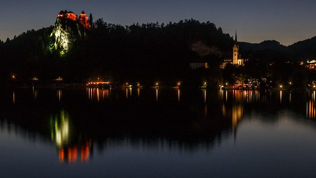 Bled Reflections
