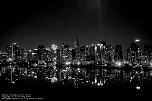 Before Midnight, Stanley Park, Vancouver