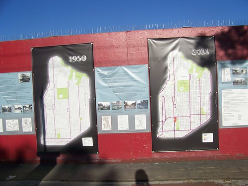 Historic-cultural information, Capitol Hill Station site, Sound Transit light rail, Seattle