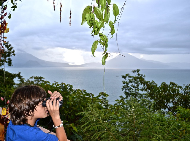 Bird Watching, Balam Ya, Luxury Villas, Lake Atitlan, Guatemala