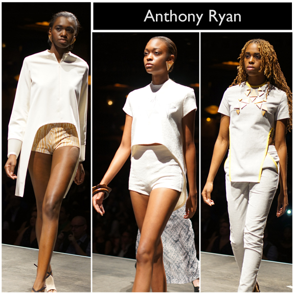 STLFW, Project Runway, Anthony Ryan c
