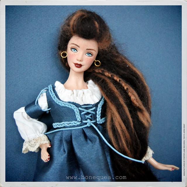 WIP: Charity Auction. Convención Nacional de Coleccionistas de Barbie en España 2013.