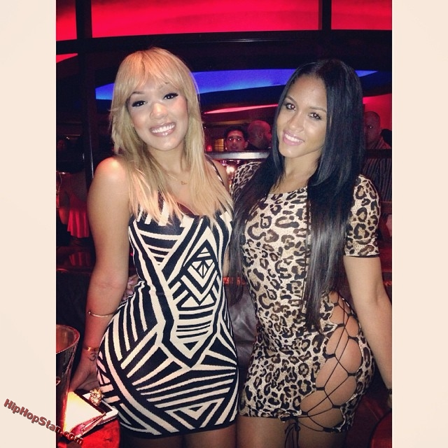 rosa acosta and yaris sanchez  (1)