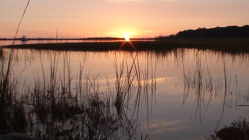 A Mild October Morning by MLBaron westislandweather.com