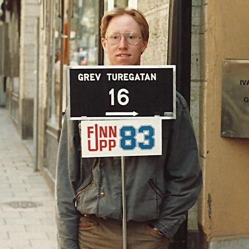 1983--xx-xx Finn Upp 83 Award Cermony