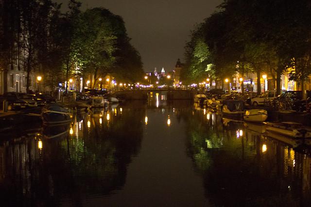 Night at Nieuwmarkt
