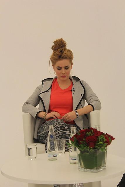 Coke Light Palina Rojinski Hör auf dein Herz Campus Sixx lisforlois