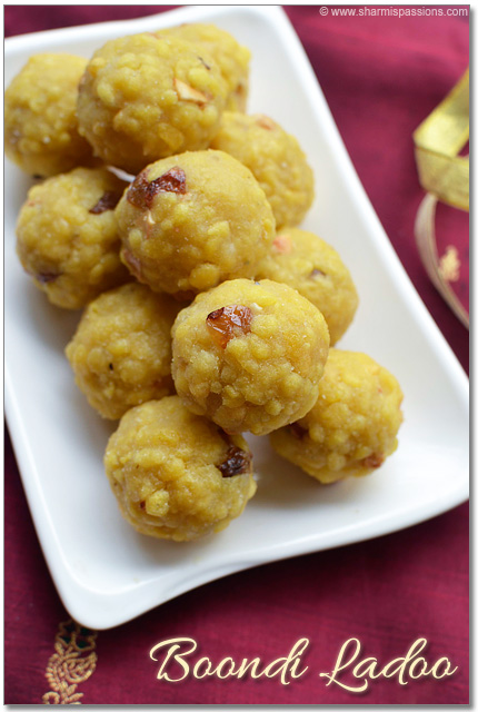 Boondi ladoo recipe boondi laddu how to make boondi ladoo boondi laddu recipe forumfinder Gallery