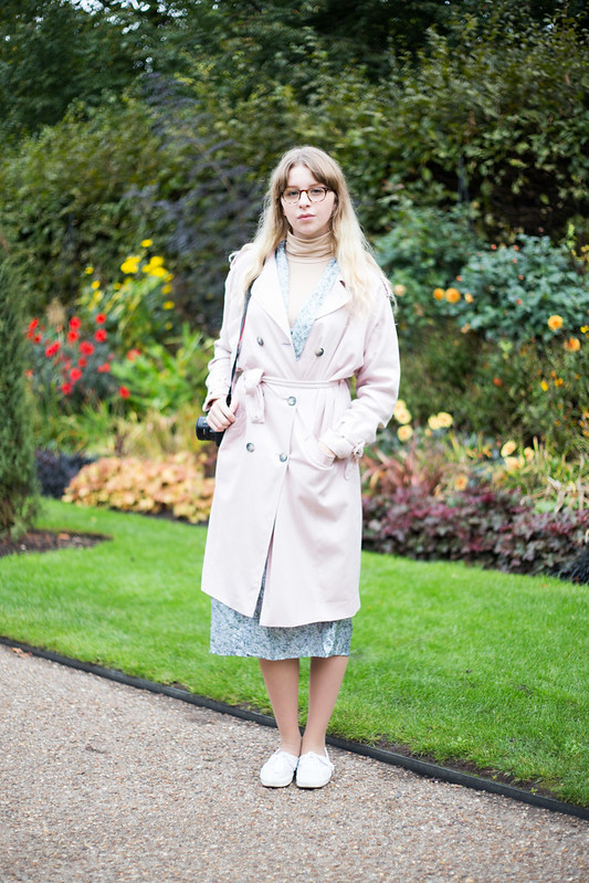 Street Style - Kirsty, Frieze Art Fair