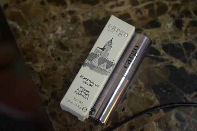 Cargo Cosmetics lipstick