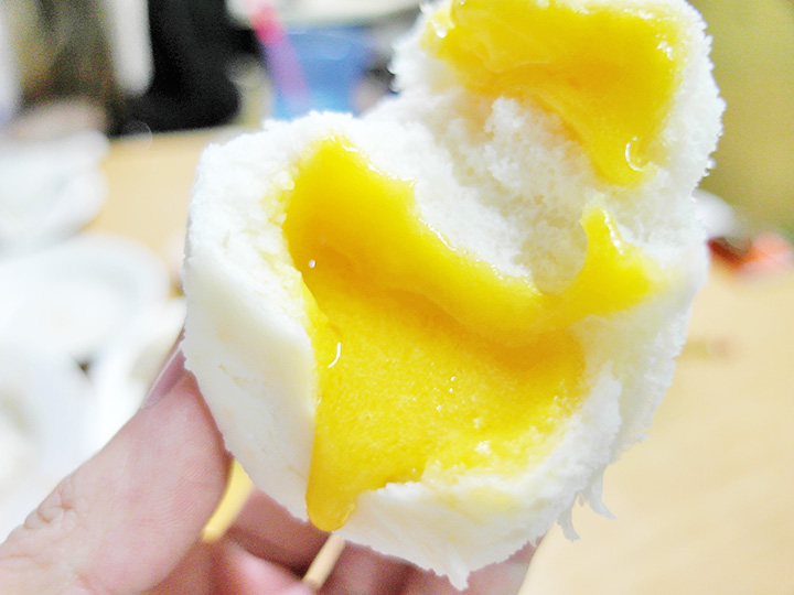 swee choon custard bun
