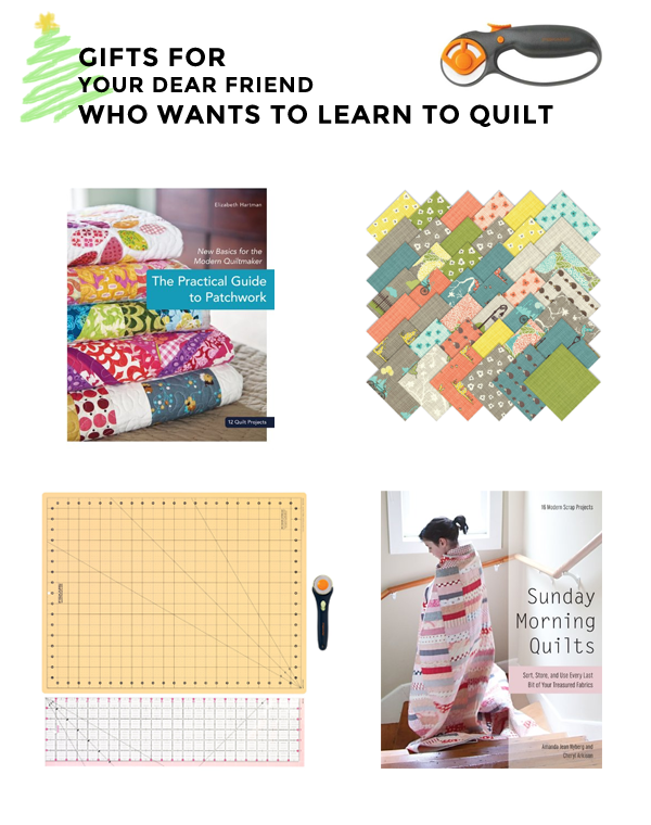 Gift Guide for Beginning Quilters