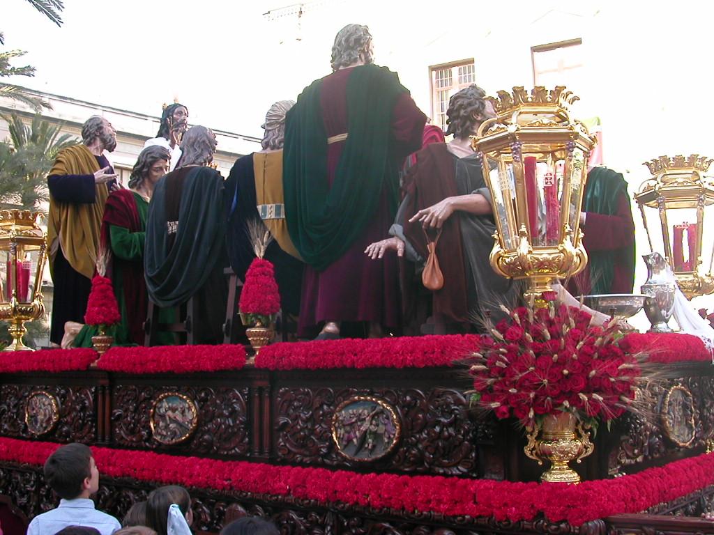 Hermandad De La Sagrada Cena De Sevilla Domingo De Ramos 2 Flickr