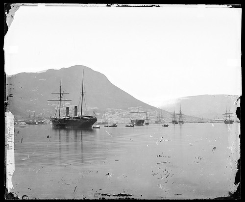 L0055591 Hong Kong from Killots Island by John Tho