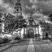 Iglesia de San Sebastian en Tecamachalco por JaimeFlores