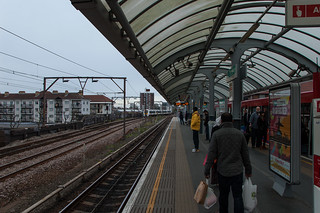 Shadwell Docklands Light Railway Station