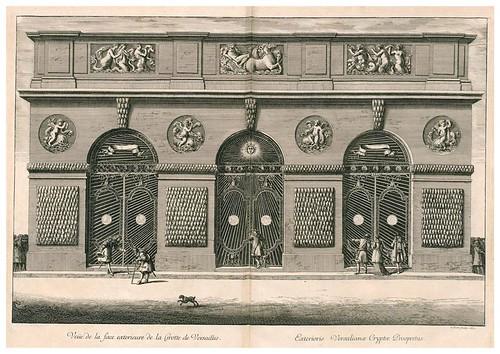 002-Description de la grotte de Versailles-1679- André Félibien- ETH-Bibliothek-e-rara