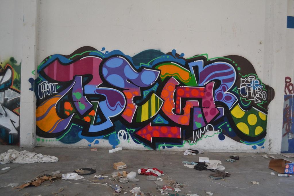 BEGR, Oakland, Graffiti, Chill Spot, TWB, D30,