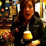 ベルギービール大好き!! ウルビア (ウール・ビール) Oerbier @ブラッスリー セント・ベルナルデュス