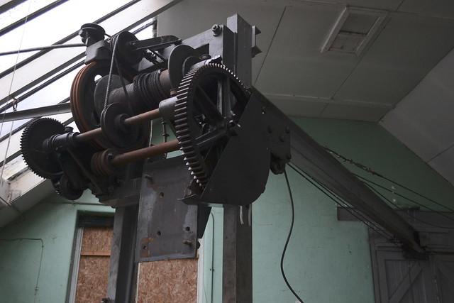Bristol Mill mechanism