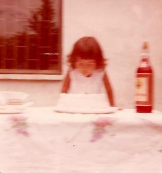 Una colombiana en California cumpleaños
