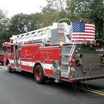 `On-The-Hudson` Empire Hose Ladder Truck, Piermont Fire Department, New York