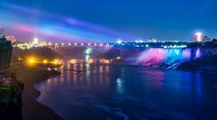 Below Niagara Falls