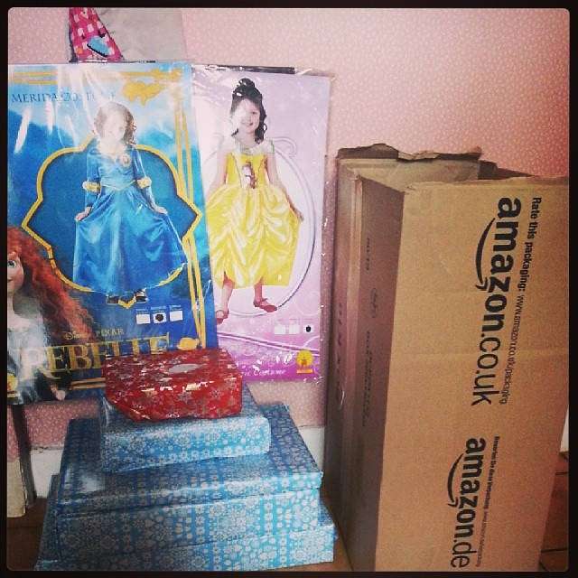 ♥ #amazon sauve notre Noël ♥ #rebelle #labelleetlabete #disney #ourlittlefamily #france
