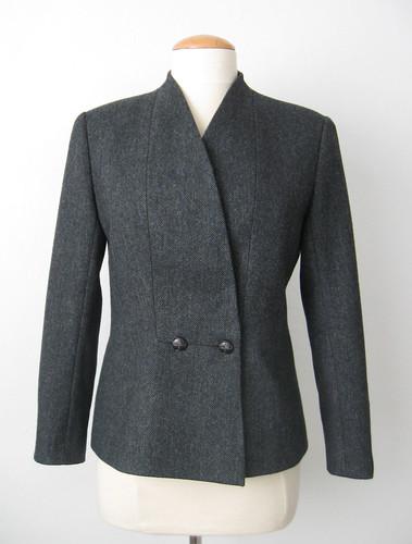 Burda Jacket front