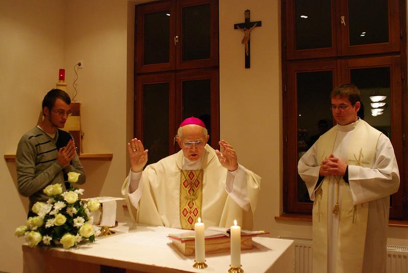 Kápolnaszentelés