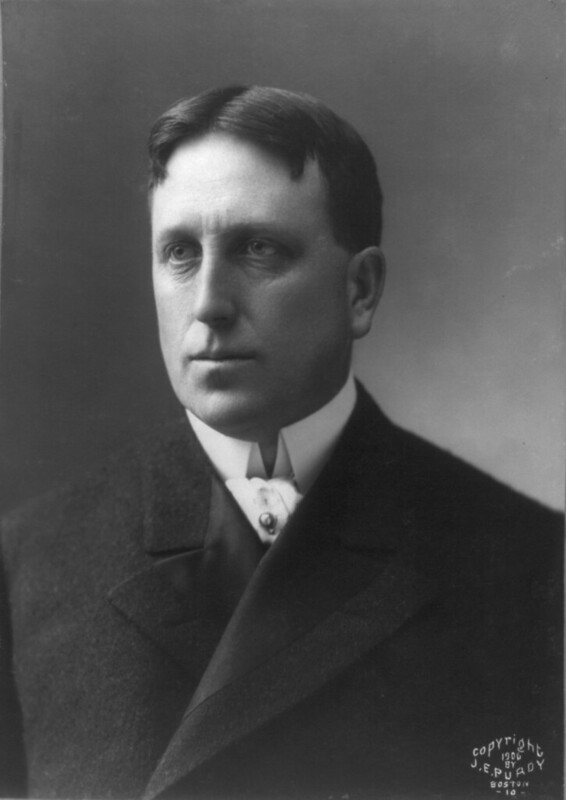 William Randolph Hearst en 1906 ©  The Library of Congress of The United States of America