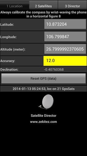 Satellite director - Phần mềm hỗ trợ lắp chảo parabol trên Android 11922825193_d1704424a2