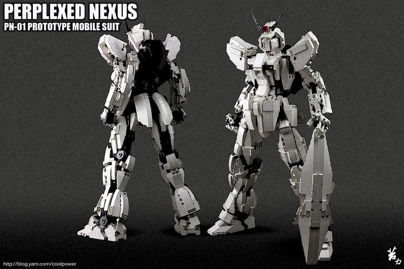 0002 LEGO GUNDUM TYPE-PN-01