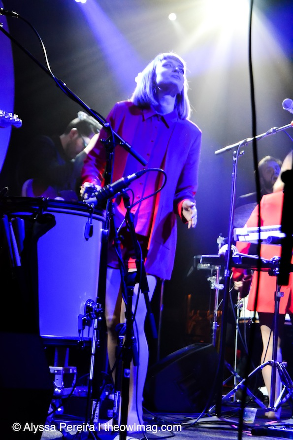 Lucius @ The Independent, SF 2/7/14