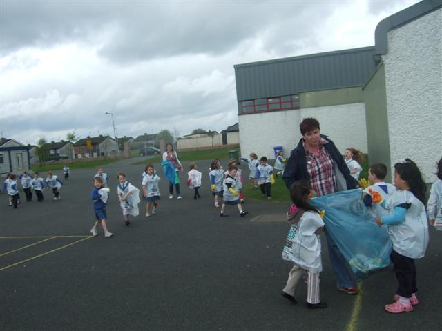 Junior Infants 2010-2011