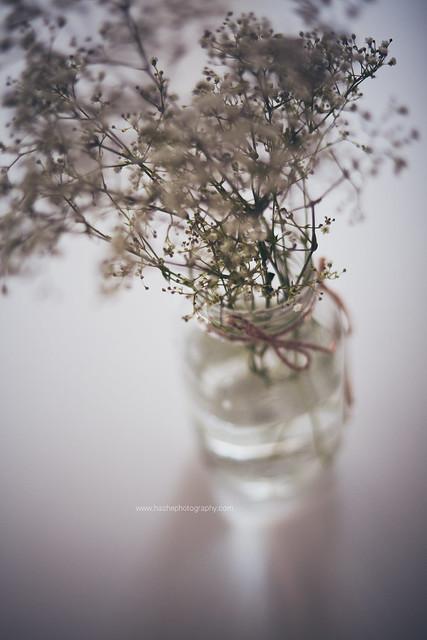 Jarro cristal flores 3f