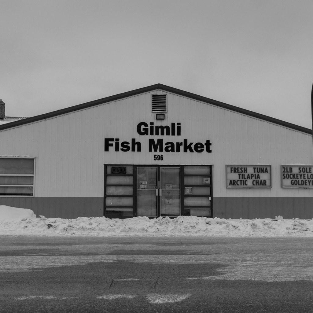 Gimli Fish Market